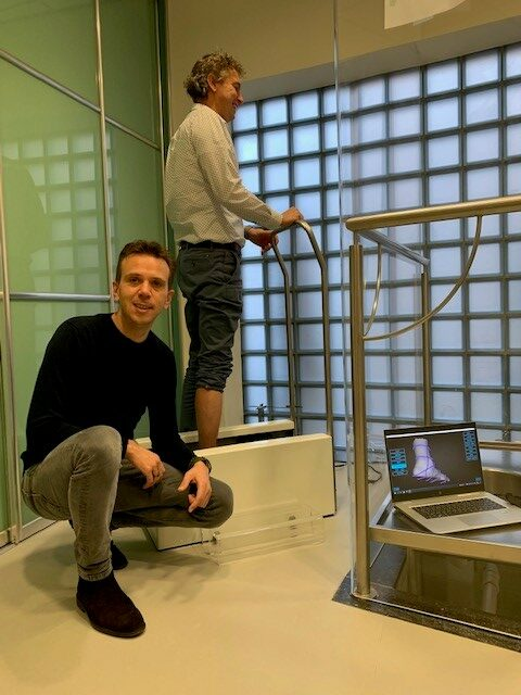 Ruud Ursem, Technicien en Chaussures orthopédiques, Veld orthopedische Schoentechniek