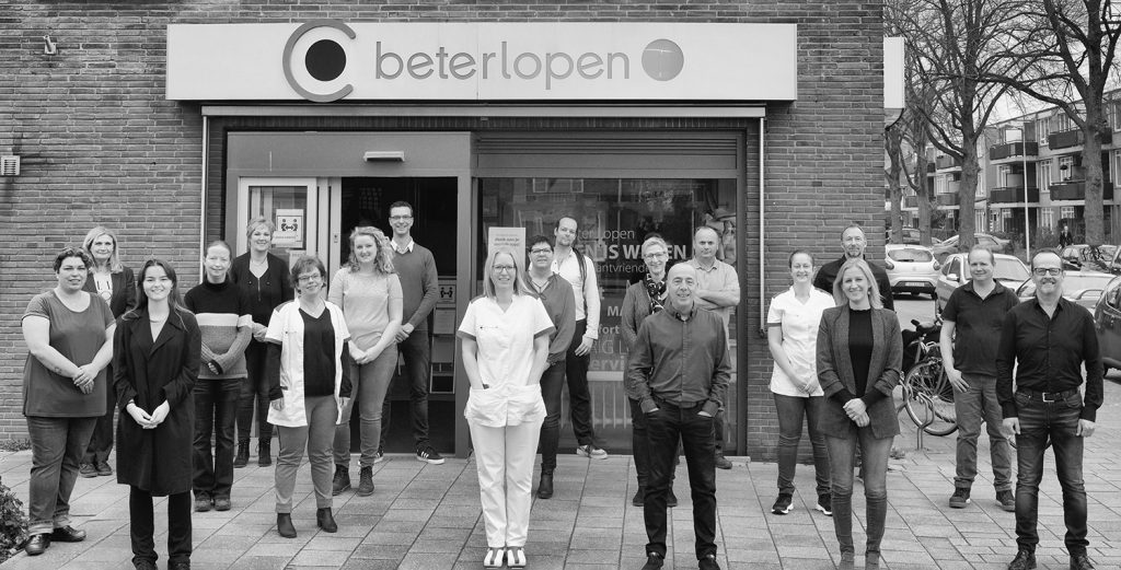 Jorine Bos, Podotherapeut, Beter Lopen, Deventer, Nederland.